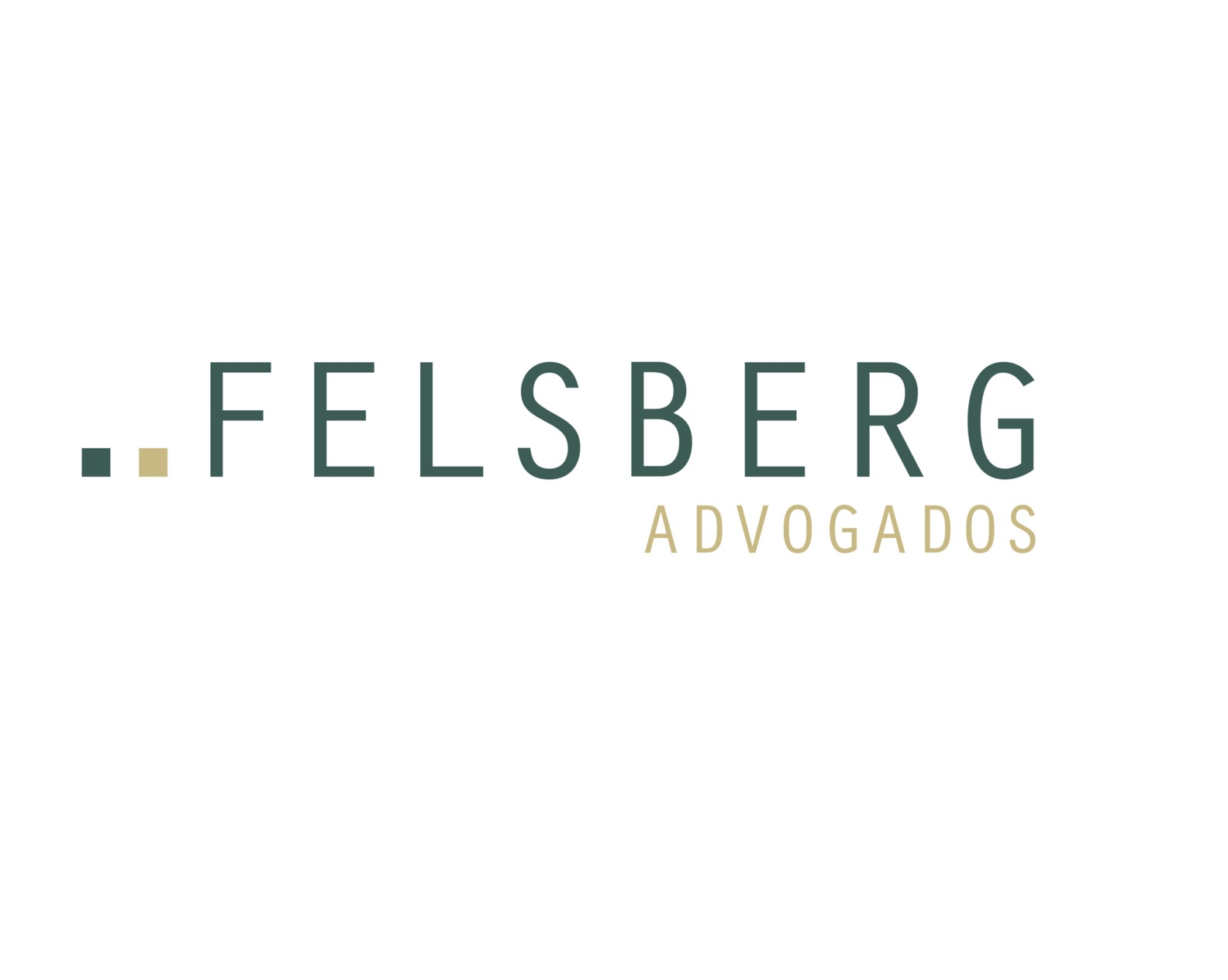the Felsberg Advogados logo.