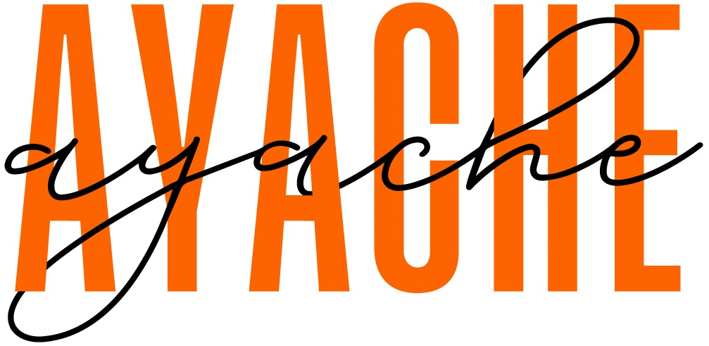 the Ayache logo.
