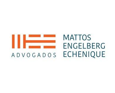 the Mattos Engelberg Echenique Advogados logo.