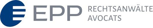 the EPP RECHTSANWÄLTE AVOCATS logo.