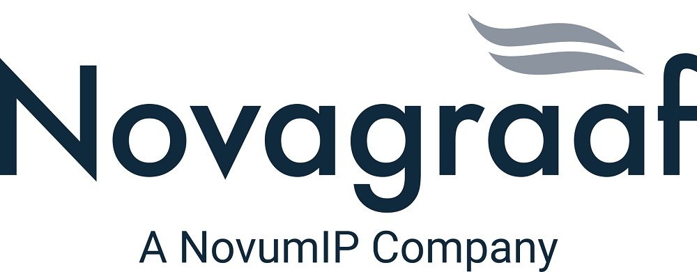 the Novagraaf logo.