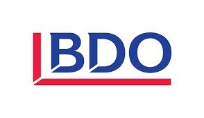 the BDO  logo.