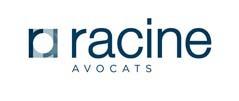 the Racine logo.
