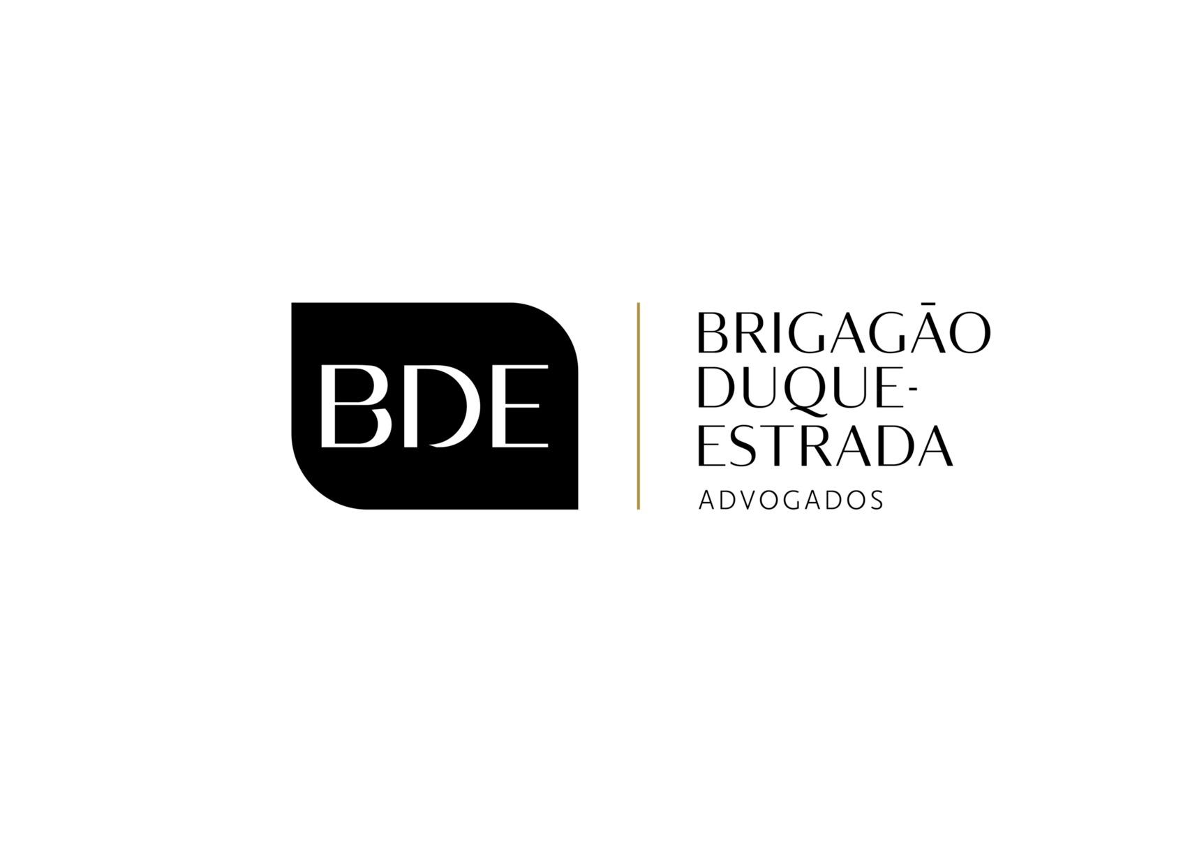 the Brigagão, Duque Estrada Advogados logo.