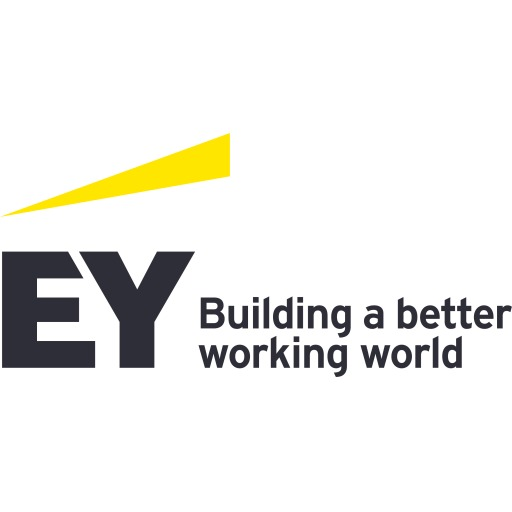the EY logo.