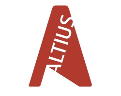 the ALTIUS logo.