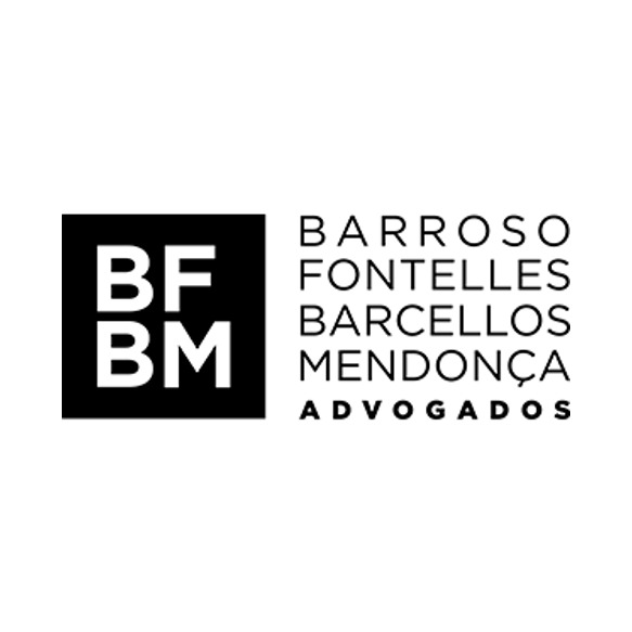 the BFBM - Barroso Fontelles, Barcellos, Mendonça Advogados logo.