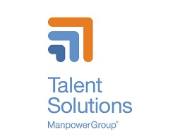 the Talent Solutions logo.