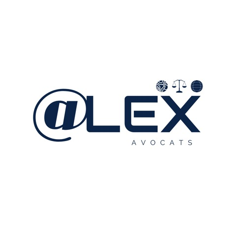 the @lex avocats logo.