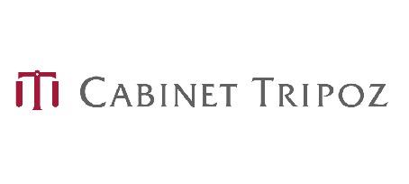 the Cabinet Tripoz logo.