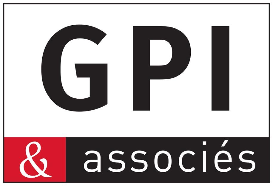 the GPI & ASSOCIES logo.