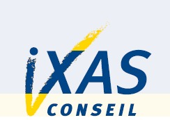 the Ixas Conseil logo.