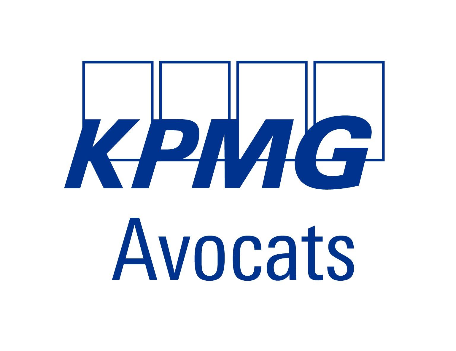 the KPMG Avocats logo.