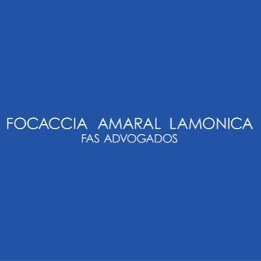 the Focaccia Amaral e Lamonica Advogados - FAS Advogados logo.