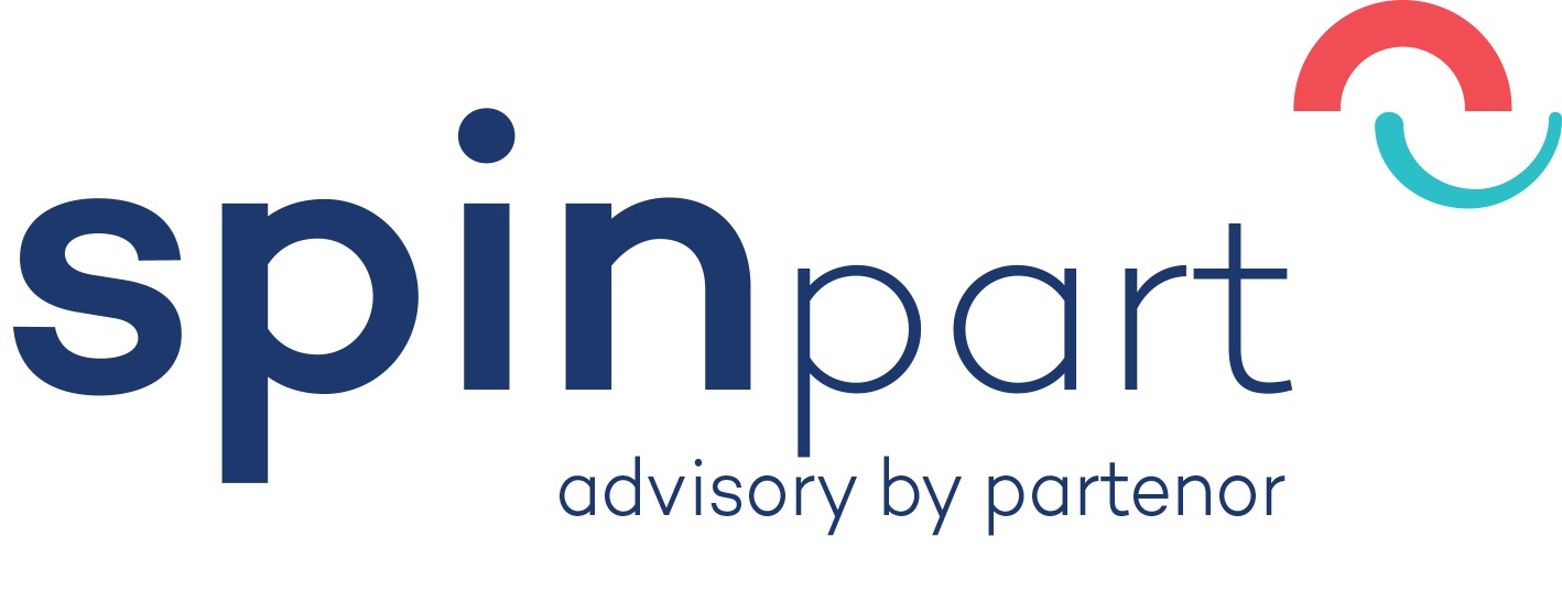 the SPINPART logo.
