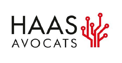 the Haas Avocats logo.
