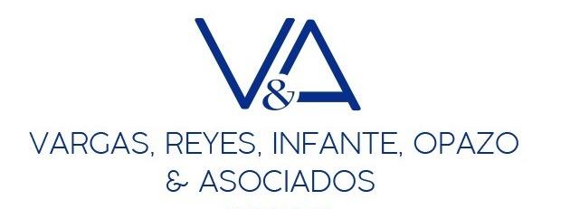 the Vargas, Reyes, Infante, Opazo & Asociados logo.