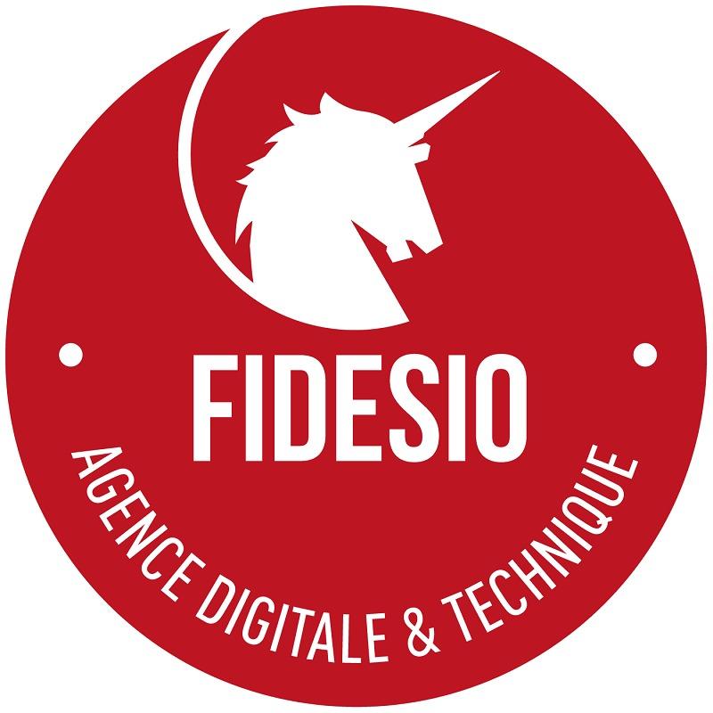 the Fidesio logo.