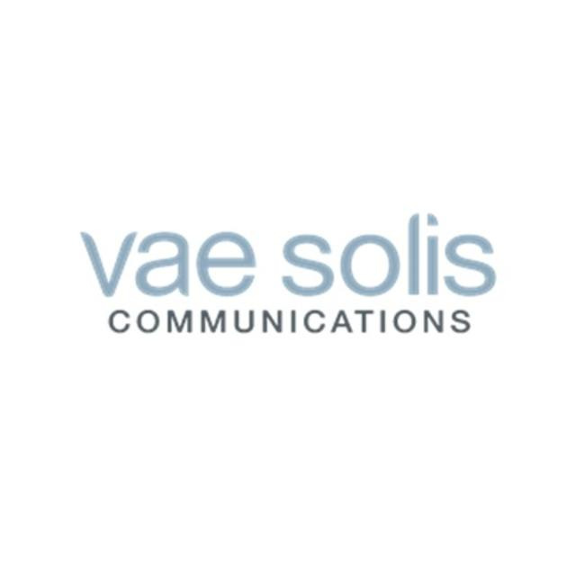 the Vae Solis Communications logo.