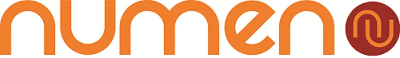 the Numen logo.