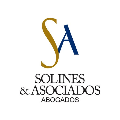 the Solines & Asociados logo.