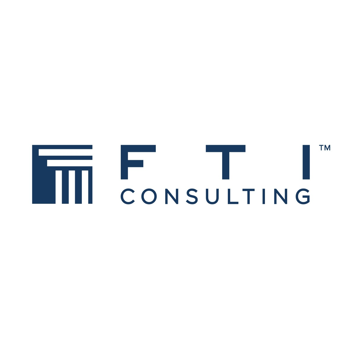 the FTI Consulting logo.