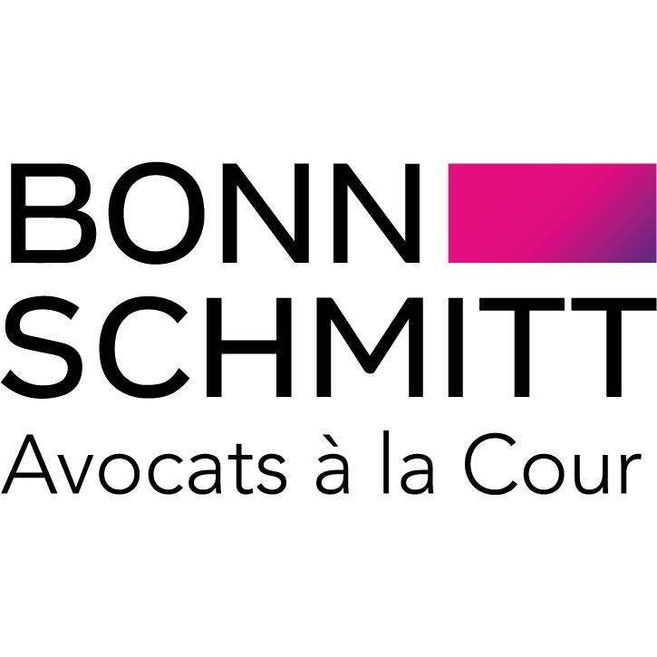 the Bonn & Schmitt logo.