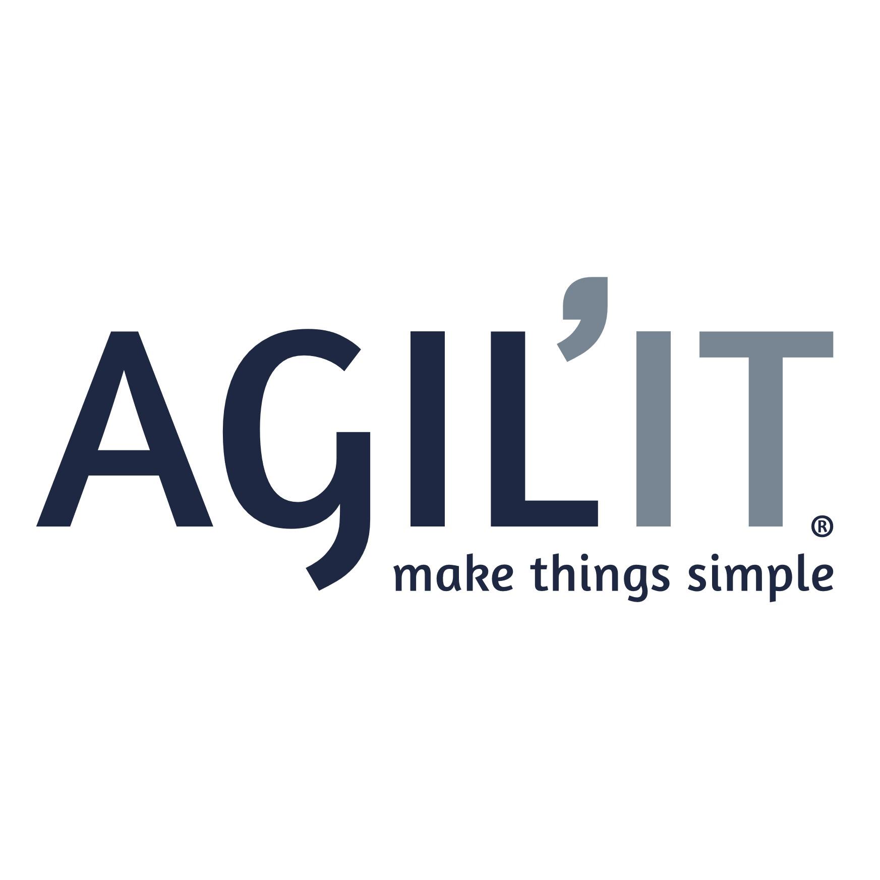 the Agil'IT logo.