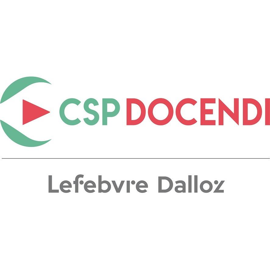 the CSP DOCENDI logo.