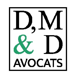 the DM&D Avocats logo.