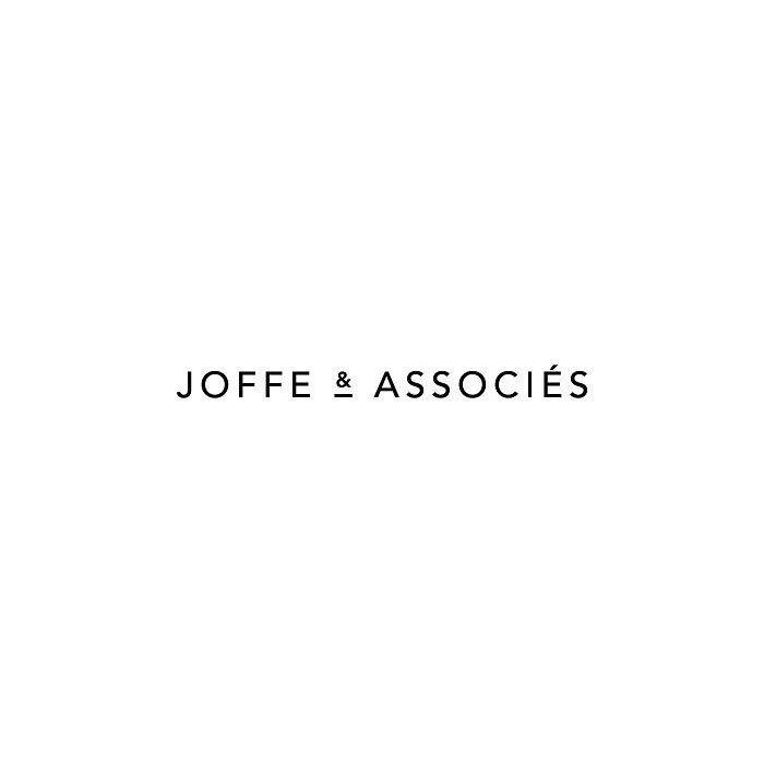 the JOFFE & ASSOCIES logo.