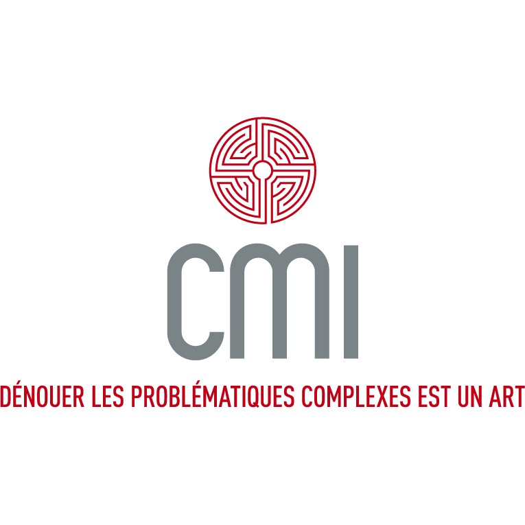 the CMI logo.