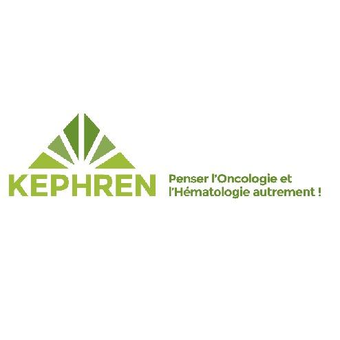 the  Kephren - Groupe Pegase Healthcare  logo.