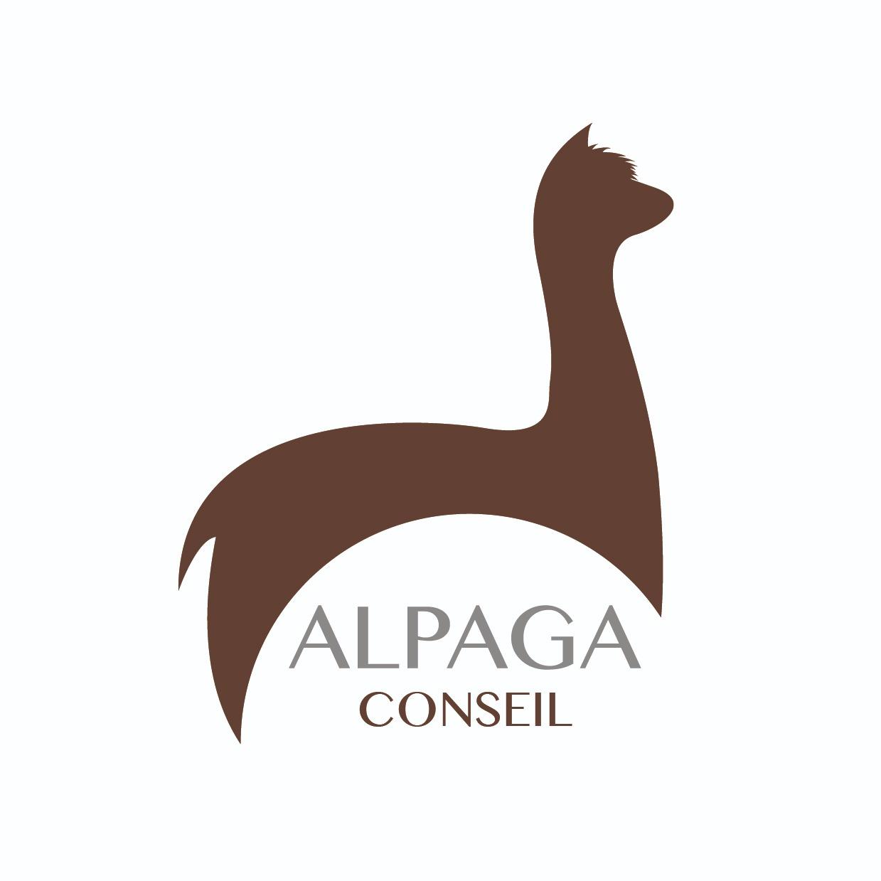 the Alpaga Média logo.