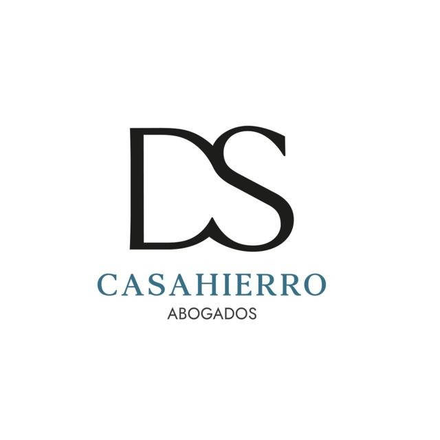the DS Casahierro Abogados logo.