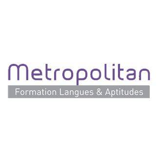 the Metropolitan Langues & Aptitudes logo.
