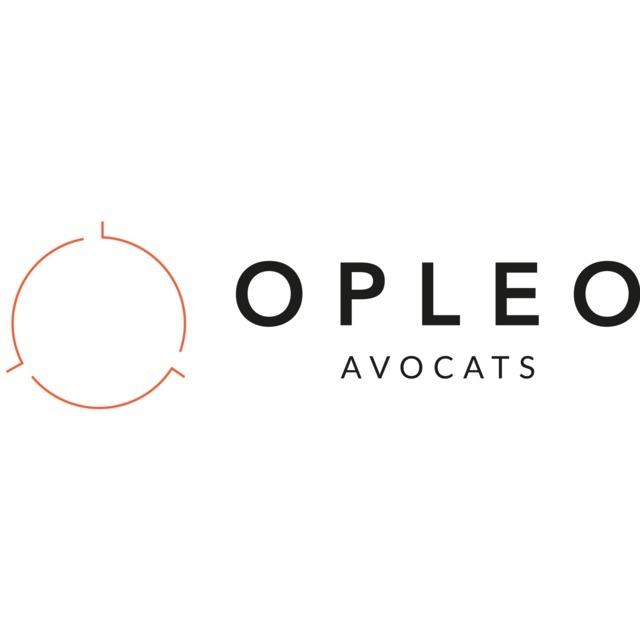 the Opleo Avocats logo.