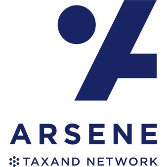 the Arsene logo.