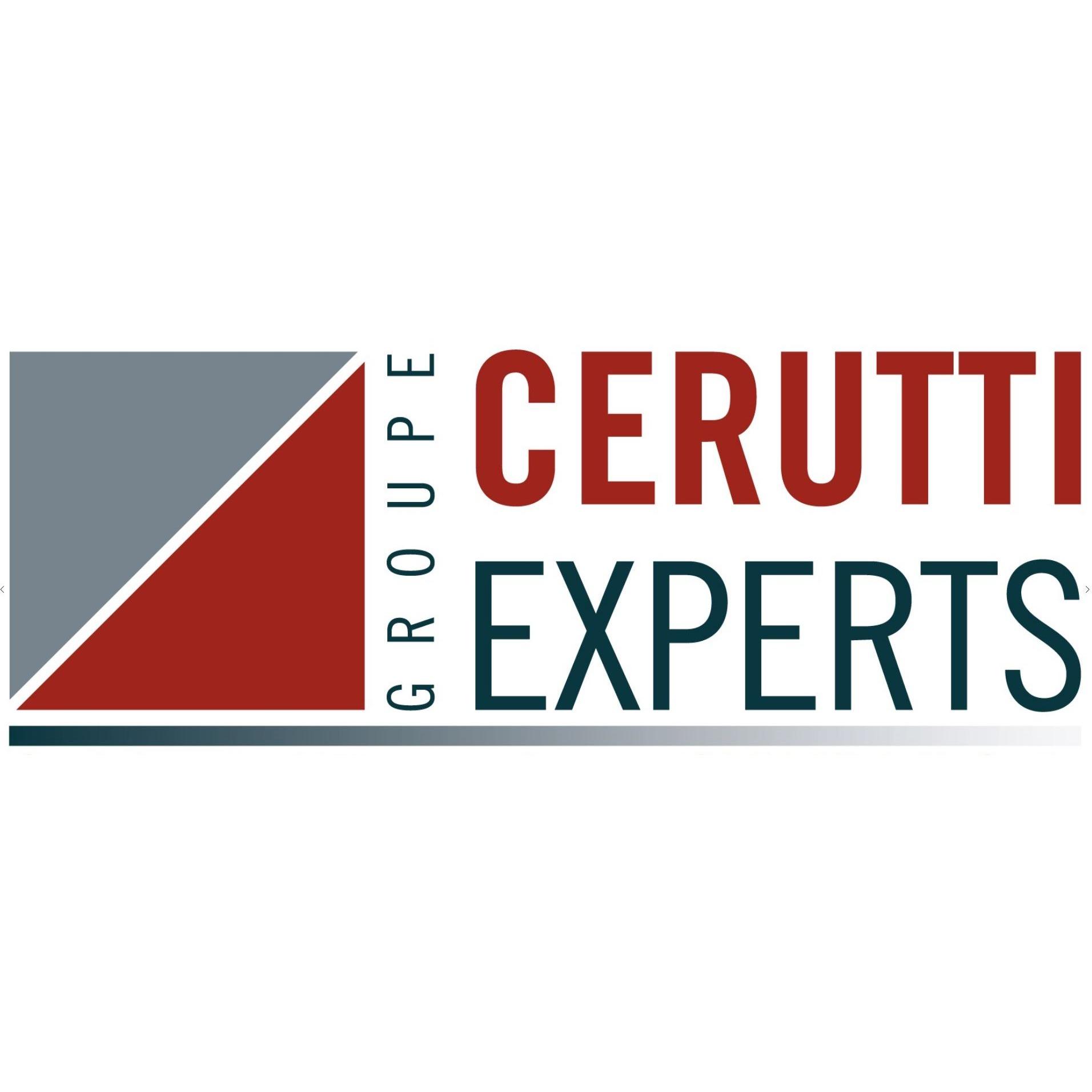 the CABINET CERUTTI EXPERTS logo.