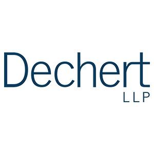 the Dechert logo.