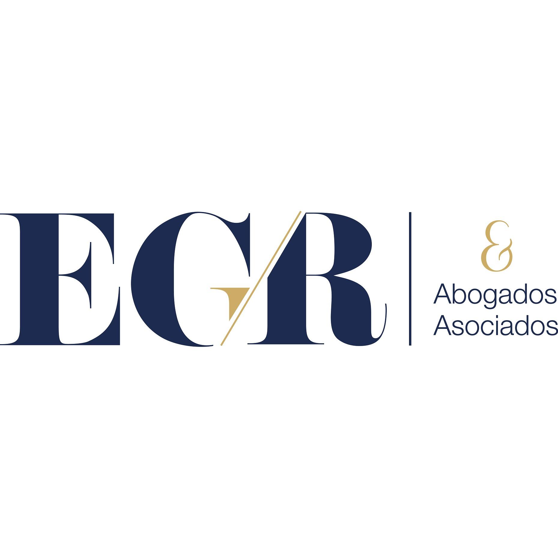 the EGR Abogados logo.