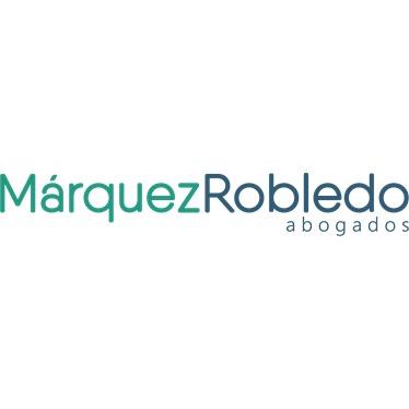 the Marquez Robledo logo.