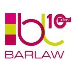 the Barlaw - Barrera & Asociados logo.