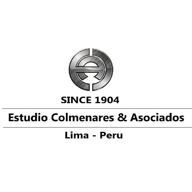 the ESTUDIO COLMENARES & ASOCIADOS logo.