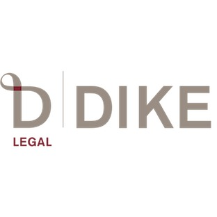 the Dike Legal logo.