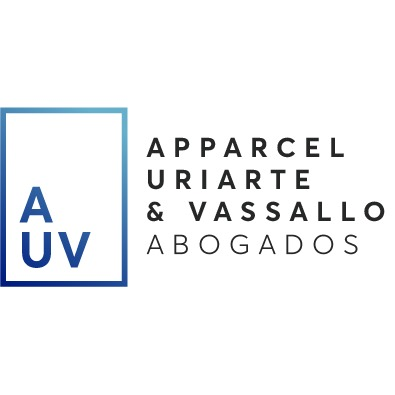 the Apparcel Uriarte & Vassallo Abogados logo.