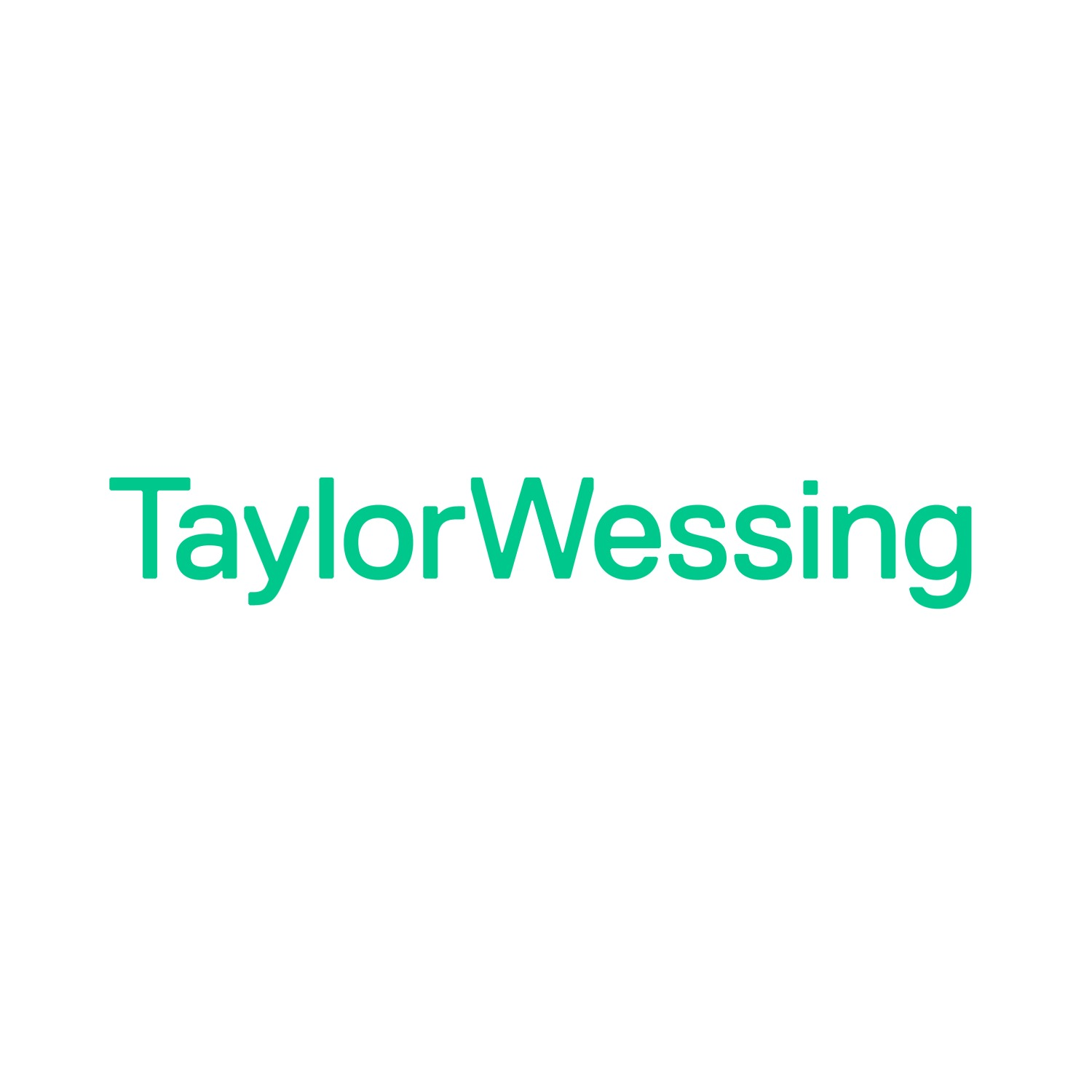 the Taylor Wessing logo.