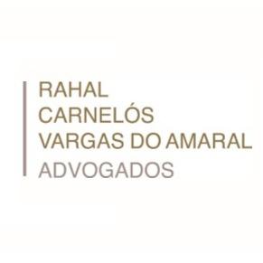 the Rahal, Carnelós e Vargas do Amaral Advogados logo.