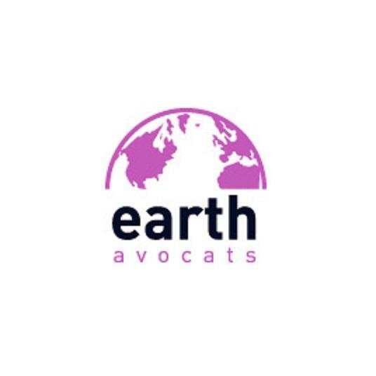the Earth Avocats logo.