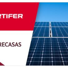 Portuguese renewable energy business Finerge has bought six Spanish solar photovoltaic (PV) farms – with a total capacity of 8.1 MWp (megawatt peak) – from Martifer for €23.5 million.